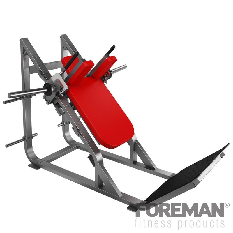 Foreman Fitness - HACKENSCHMIDT MASCHINE