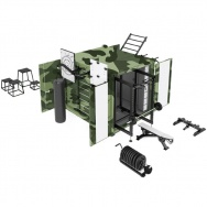 Military-Fitness Container
